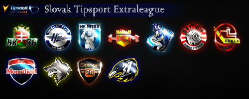 Screenshot for Slovak Tipsport Extraleague logo in PNG