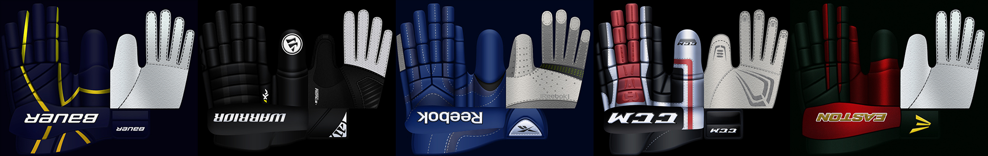 Template of gloves  by Demoul (for jersey 1024Х1024)
