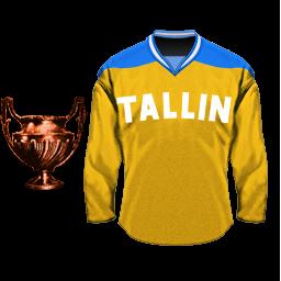 Торф Динамо Таллин 1947 желтый.png