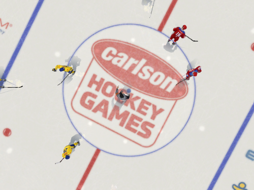 Скриншот для Carlson Hockey Games Patch