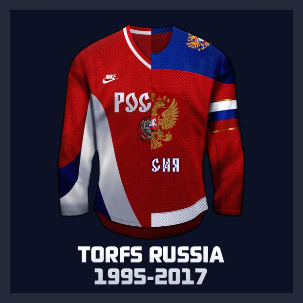 TORFS RUSSIA 1997-2017