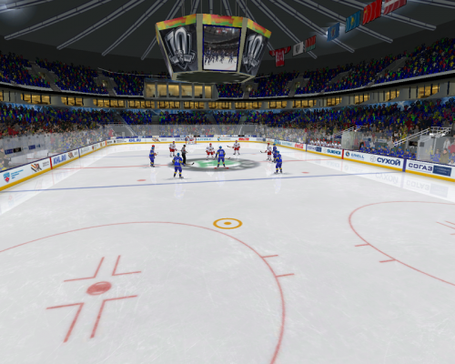 Скриншот для Minsk Arena 2017