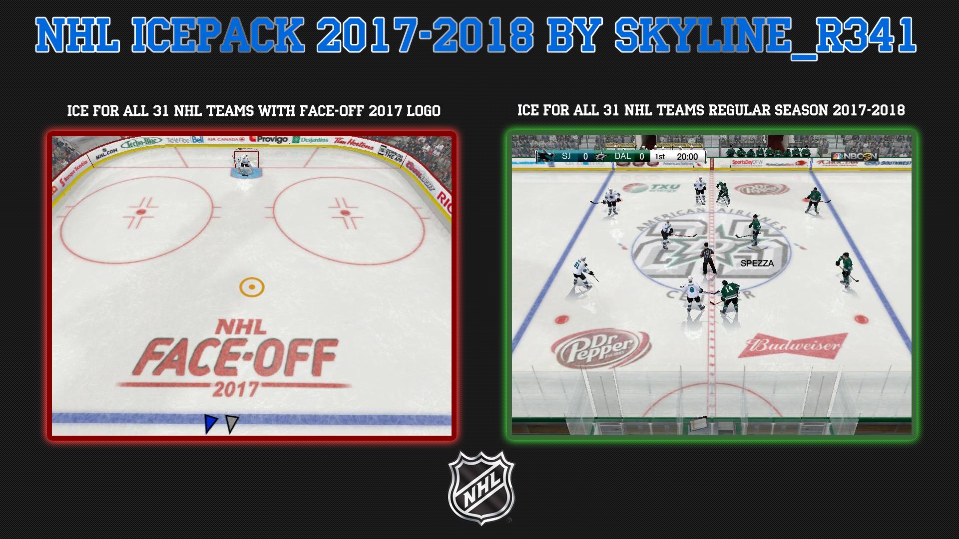 NHL Icepack 2017-2018 by Skyline_r341
