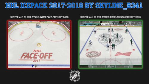 Скриншот для NHL Icepack 2017-2018 by Skyline_r341
