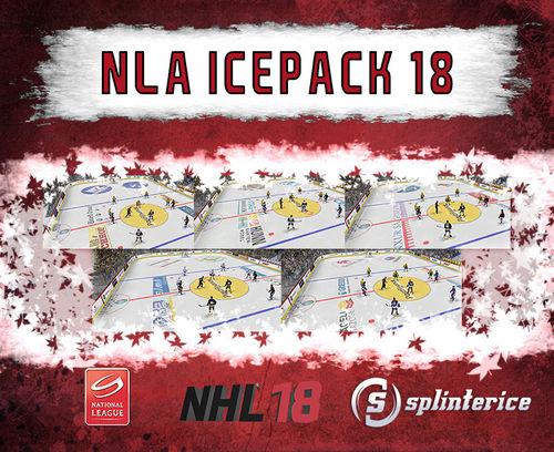 Скриншот для Mini NLA Icepack 18 for Elite Roster