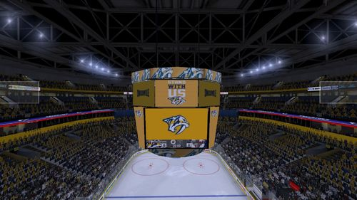 Скриншот для Bridgestone Arena (Updated)