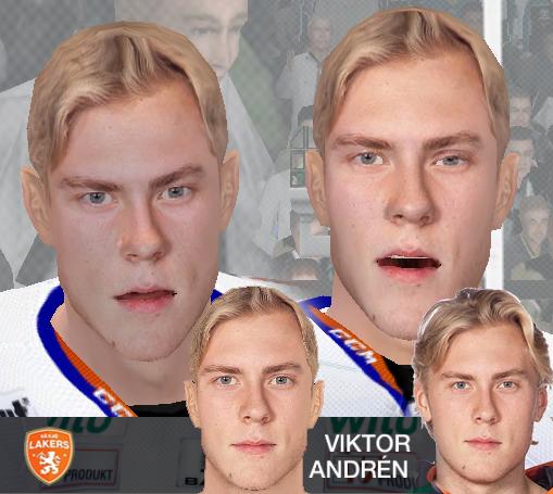 SHL2017-18 - Viktor Andrén (Växjö Lakers)