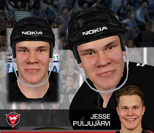 Скриншот для NHL 2017-18 - Jesse Puljujärvi (Edmonton Oilers)