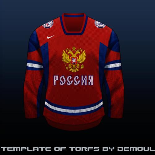 Скриншот для Template - torfs IIHF