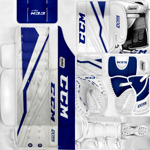IIHF WC18: Canada - Curtis McElhinney (PNG)Gear Pack