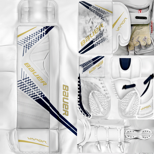 IIHF WC18: Finland - Harri Säteri (PNG)Gear Pack