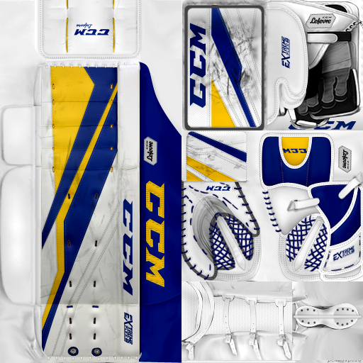 IIHF WC18: Finland - Ville Husso (PNG)Gear Pack