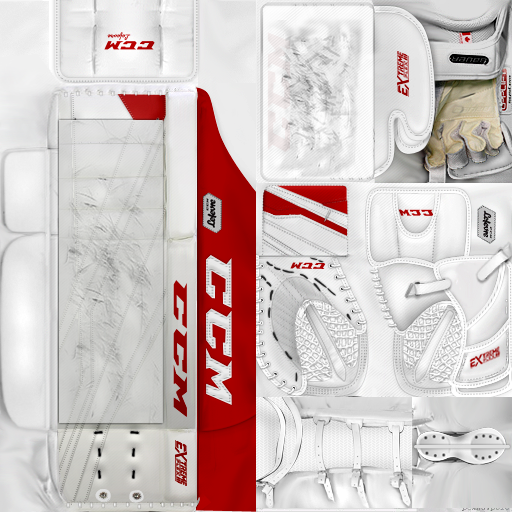 IIHF WC18: Austria - David Madlener (PNG)Gear Pack