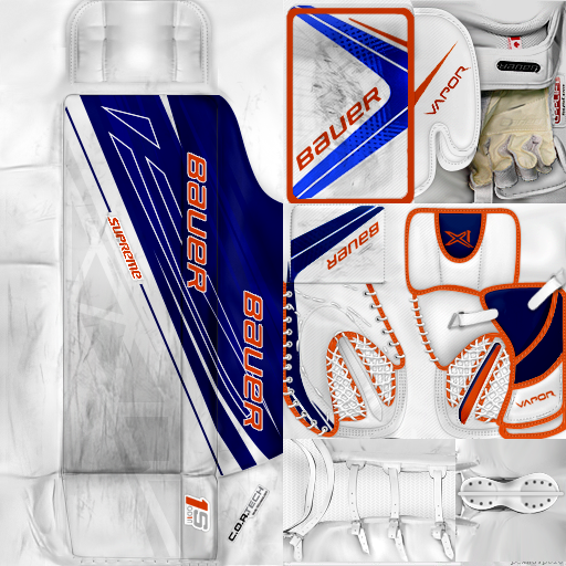 IIHF WC18: Czech Republic - Dominik Hrachovina (PNG)Gear Pack