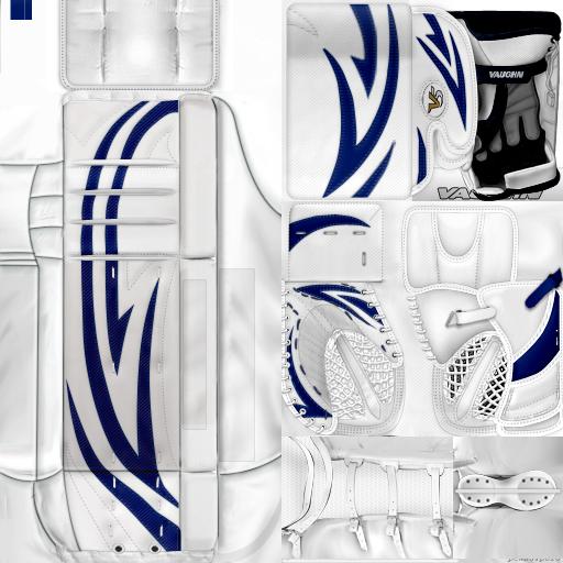 IIHF WC18: Russia - Vasili Koshechkin (PNG)Gear Pack