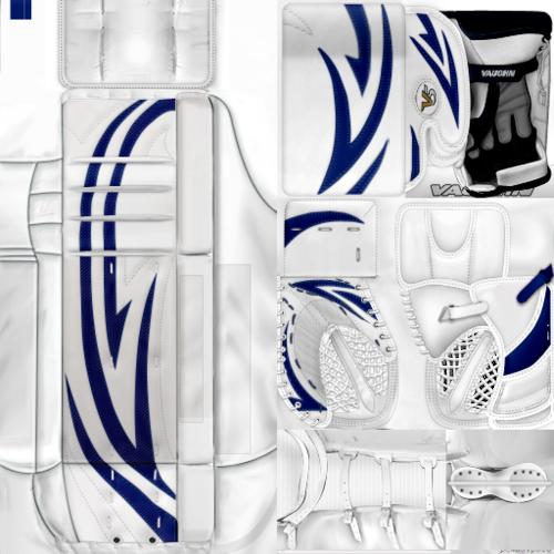 Скриншот для IIHF WC18: Russia - Vasili Koshechkin (PNG)Gear Pack