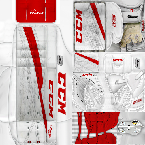IIHF WC18: Germany - Mathias Niederberger (PNG)Gear Pack