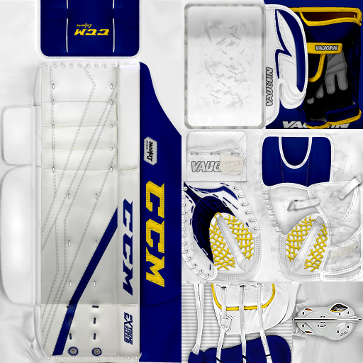 IIHF WC18: Austria - David Kickert (PNG)Gear Pack
