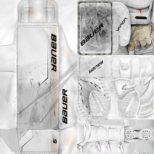 IIHF WC18: Slovakia - Marek Ciliak (PNG)Gear Pack
