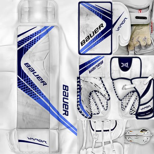 IIHF WC18: Slovakia - Patrik Rybar (PNG)Gear Pack