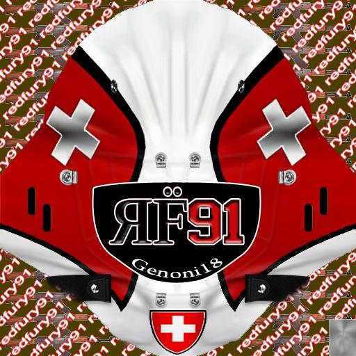 IIHF WC18: Switzerland - Leonardo Genoni (PNG)Gear Pack