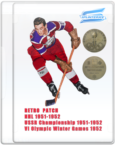 Screenshot for МОД NHL 1951-1952 v.3.0