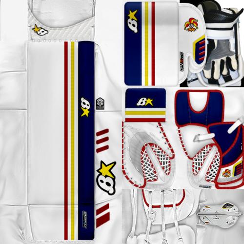 Скриншот для KHL Helsingin Jokerit Ryan Zapolski (PNG) Gear Pack