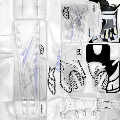 Скриншот для KHL Ak Bars Kazan Alexander Sharychenkov (PNG)Gear Pack