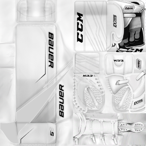 Screenshot for KHL Dinamo Riga Kristers Gudļevskis (PNG) Gear Only