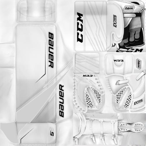 Скриншот для KHL Dinamo Riga Kristers Gudļevskis (PNG) Gear Only