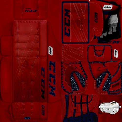 Скриншот для KHL Amur Khabarovsk Alexei Murygin Gear Pack