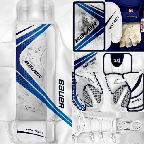 Скриншот для KHL Sibir Novosibirsk Danny Taylor Gear Pack