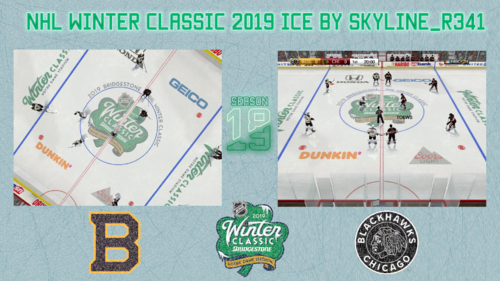Screenshot for NHL Winter Classic 2019 Ice