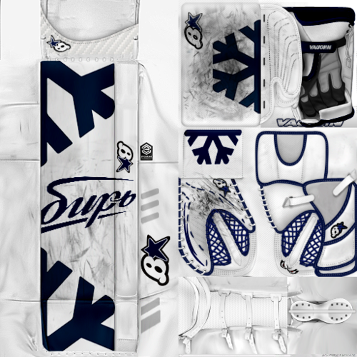 Скриншот для KHL Sibir Novosibirsk Alexei Krasikov Gear Pack