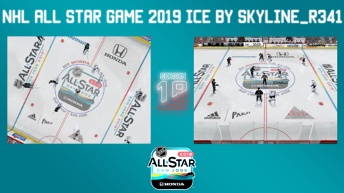 Screenshot for NHL All Star Game 2019 Ice