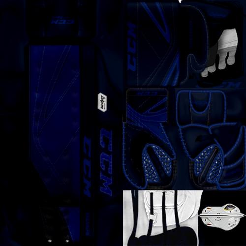 Скриншот для KHL Dinamo Minsk Mikhail Karnaukhov Gear Pack