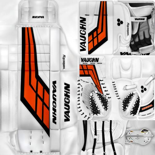 Скриншот для KHL Amur Khabarovsk Yevgeni Alikin Gear Pack