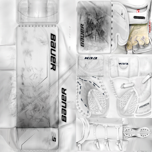 Скриншот для KHL HK Sochi Konstantin Barulin Gear Pack