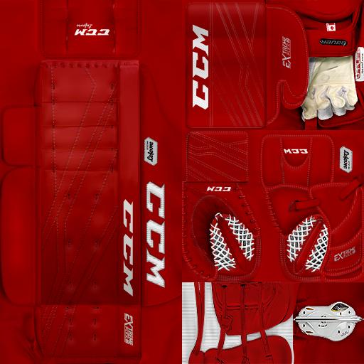 KHL Vityaz Podolsk Igor Saprykin Gear Pack