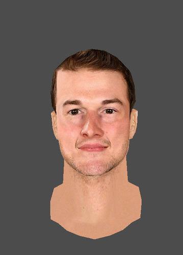 Скриншот для Hunter Miska cyberface