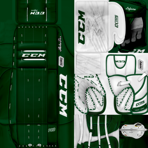 Screenshot for UPDATED KHL Ak Bars Kazan Vladislav Podyapolsky Pads