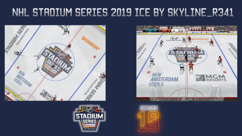Screenshot for NHL Stadium Series Ice 2019