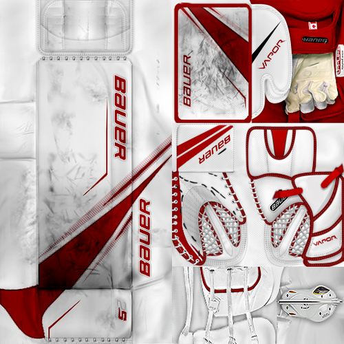 Screenshot for UPDATED KHL Avangard Omsk Igor Bobkov Pads