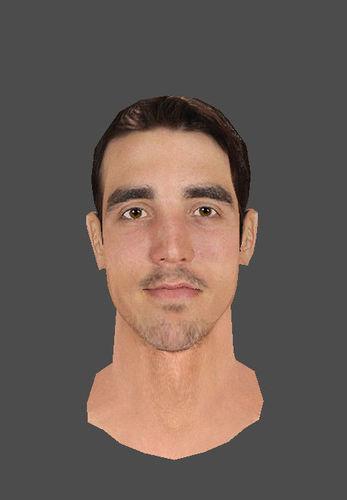 Screenshot for Alexander Nedeljkovic cyberface