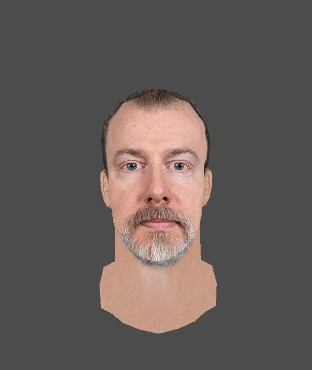 Rikard Groenborg cyberface