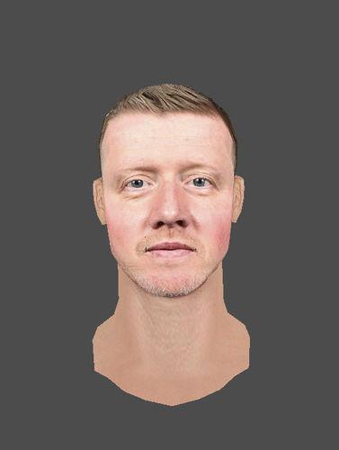 Screenshot for Peter Russell cyberface
