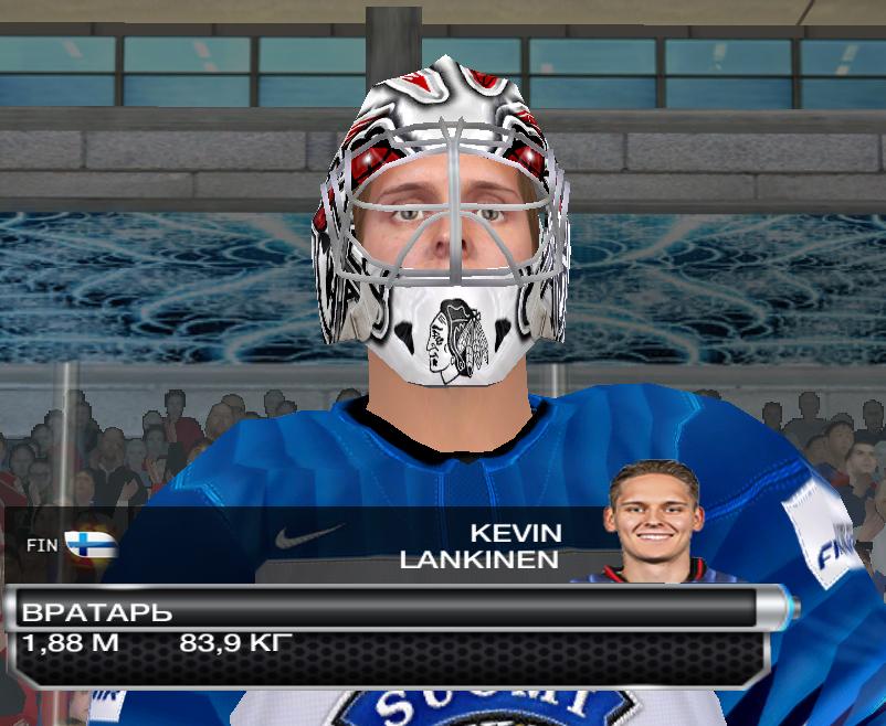 IIHF WC 2019 Kevin Lankinen