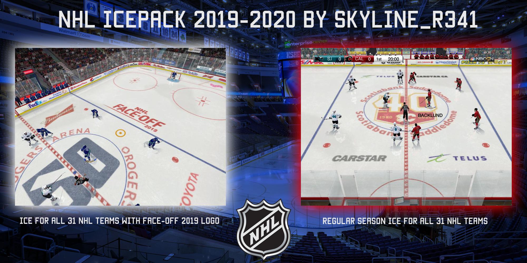 NHL Icepack 2019-2020