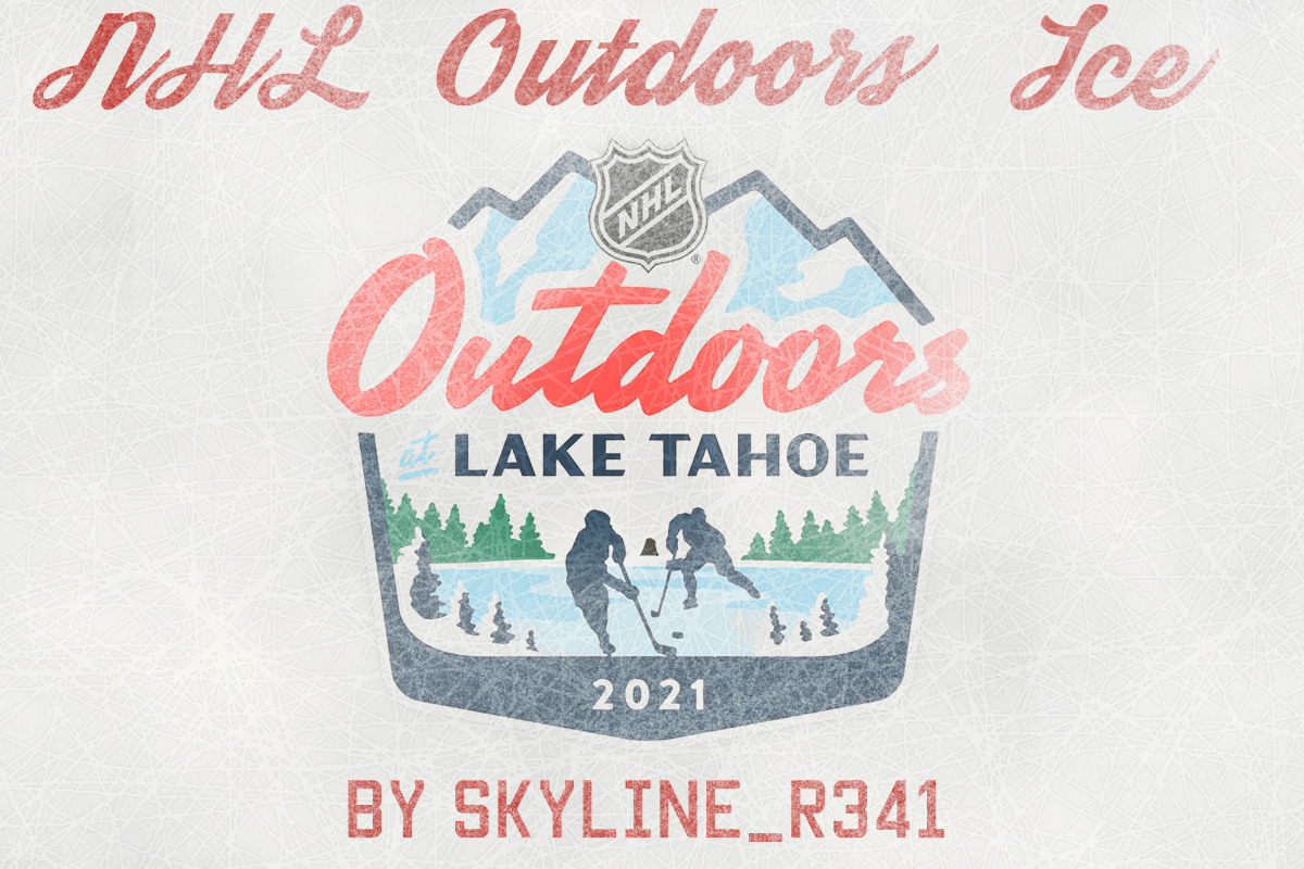 NHL Outdoors Ice