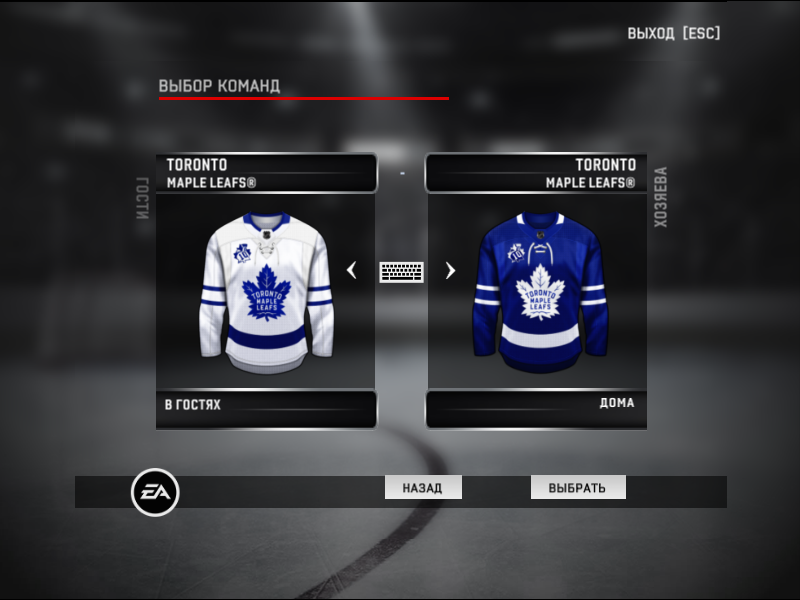 Jerseys team Toronto Maple Leafs NHL season 2020-21